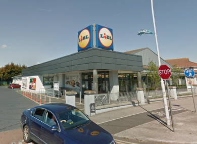 Lidl in Blakestown, Dublin 15.