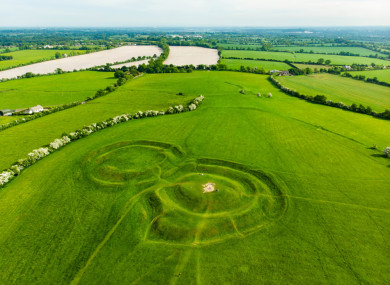 The Hill of Tara could be one of the locations chosen for the festival