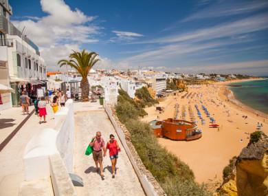 File Image: Albufeira, Algarve, Portugal