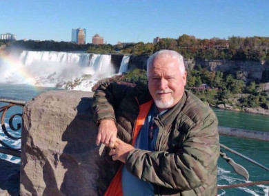 Bruce McArthur shown in this image posted to his social media page