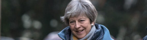 Number 10 denies report that May is considering amending Good Friday Agreement
