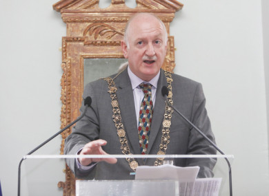 Dublin Lord Mayor defends hosting gathering for unregulated crisis