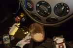Man arrested after gardaí discover pint of Guinness next to him in car