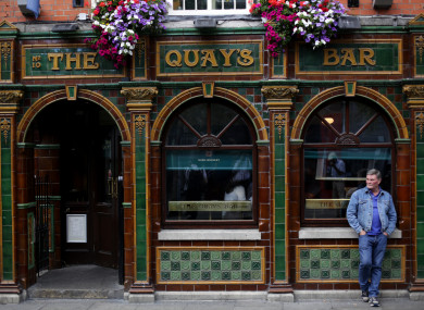 The Quays Restaurant was closed for over a week after an inspection last month.