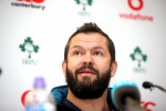 Farrell remains 'full steam ahead' with focus on Six Nations, but excited about taking over as head coach