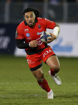 Ma'a Nonu recently spent three years at Toulon.