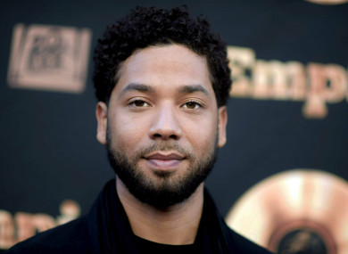 File photo of Smollett.