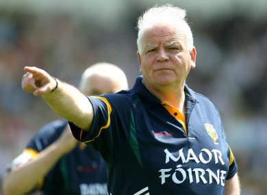 Armagh native John Morrison made a major impact.