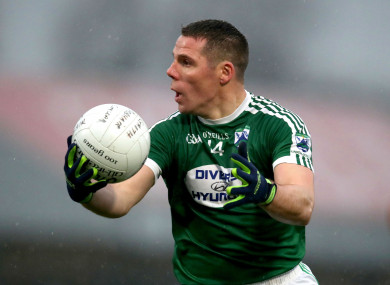 Kevin Cassidy was writing in his Gaelic Life column.