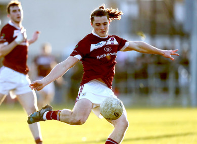 Kieran Molloy and NUIG are into the semi-finals.