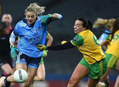 Nicole Owens takes on Nicole McLaughlin.