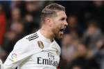 'I had no choice' - Ramos shocked by yellow card fuss