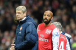 'He has the quality and he has the desire': Wenger backs Henry to bounce back at Monaco