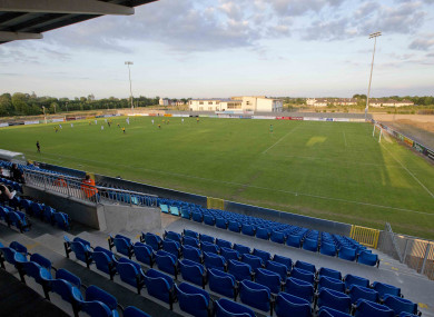 An image of Athlone Town's stadium