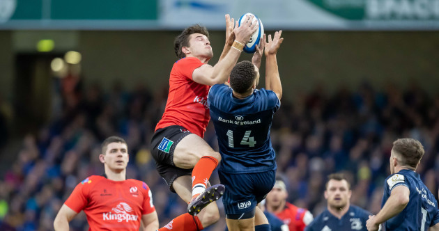 As it happened: Leinster v Ulster, Champions Cup quarter-final