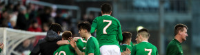 Norwich teenager grabs brace as Ireland get Stephen Kenny's reign off to a winning start