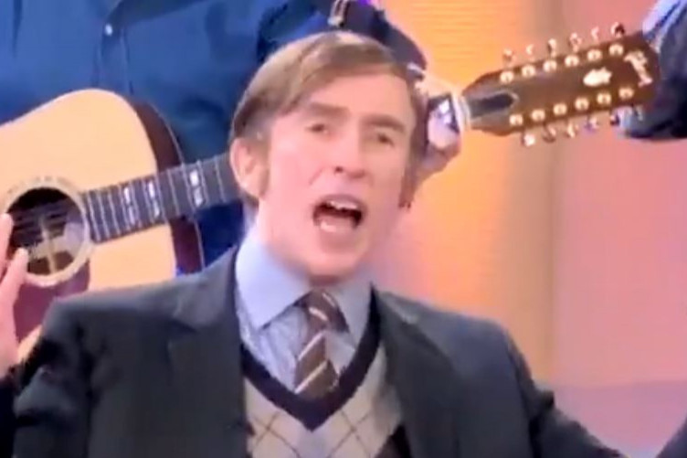 More to Ireland den dis? Alan Partridge 'Men Behind the Wire
