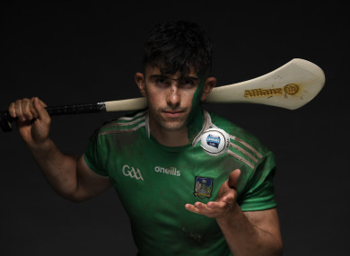 Aaron Gillane will be a key figure for Limerick in Sunday's Allianz hurling league final.