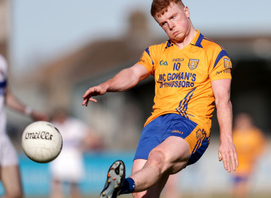 Na Fianna's Conor McHugh in action against St Vincent's last year.