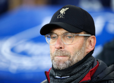 Jurgen Klopp hits out at 'Manchester United pundits' · The42