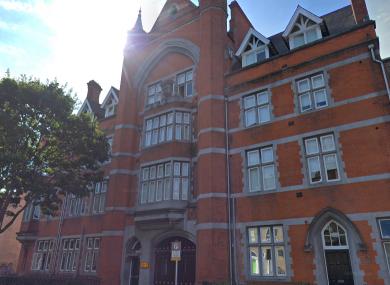 Hatch Hall in Dublin
