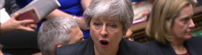 May formally asks that Brexit be pushed back to 30 June - but EU warns of 'serious risks'