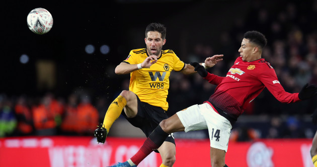 As it happened: Wolves vs Man United, FA Cup quarter-final