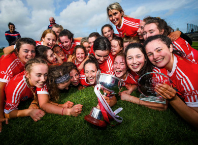 Cork: two-in-a-row for the Rebels.