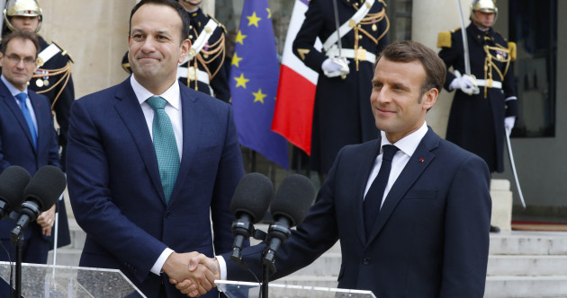 'France will never abandon Ireland': The week in quotes