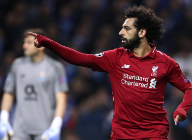 a23736c53 Four-goal Liverpool ease to semi-final clash with Barcelona · The42