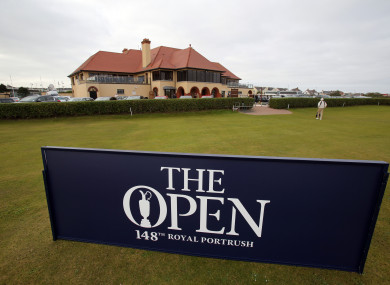 Royal Portrush will hold the 2019 Open Championship on 18-21 July.