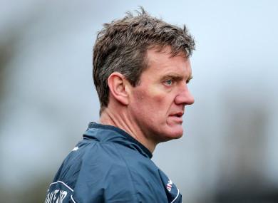 Westmeath boss Jack Cooney.