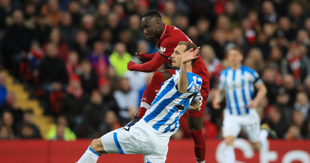 As it happened: Liverpool v Huddersfield, Premier League