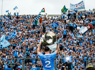 Trevor Giles is confident that Dublin can win the All-Ireland again.