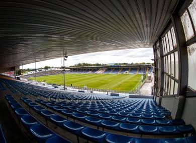 File photo. Semple Stadium