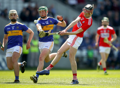 Cork were comfortable winners this afternoon.