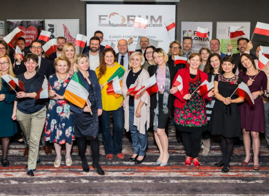 Forum Polonia Ireland have launched a new voter information and awareness campaign for the Polish community in Ireland.