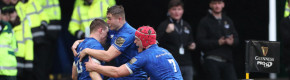 Leinster go back-to-back in the Pro14 as the edge Glasgow at Celtic Park
