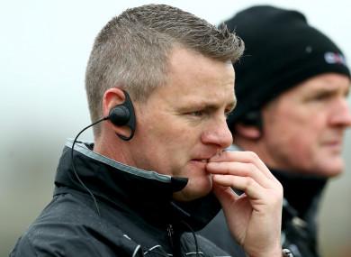 Dublin selector, Greg Kennedy.