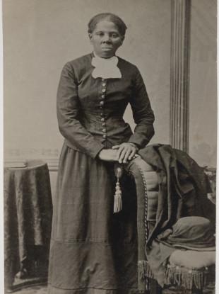 American Abolitionist Harriet Tubman (1820-1913),