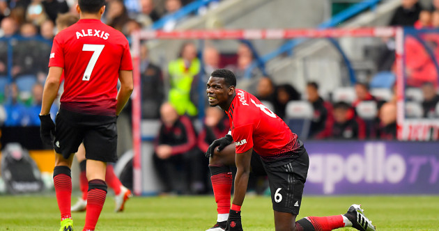 As it happened: Huddersfield v Manchester United, Premier League
