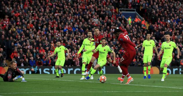 As It Happened: Liverpool v Barcelona, Champions League semi-finals
