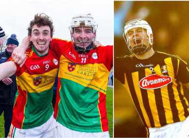 Sean Whelan, Marty Kavanagh and TJ Reid will be key figures tomorrow in Carlow.