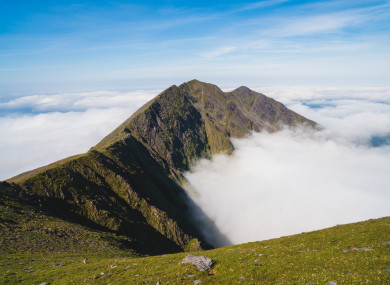 File photo. Carrauntoohil