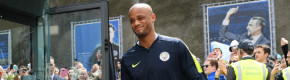 Kompany named Anderlecht player-manager after bidding farewell to City