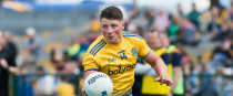 Conor Cox transferred from his native Kerry to line out with Roscommon this season.