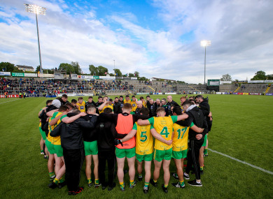 Donegal beat Tyrone to a coveted Ulster final spot on Saturday.
