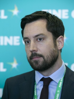 Stock image of Housing Minister Eoghan Murphy