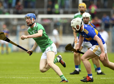Limerick booked their place Munster MHC final after a comfortable win over Tipperary.