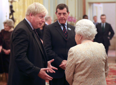 Will Johnson be appointed PM by Queen Elizabeth II next month?